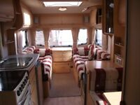 **COACHMAN 520/4 4- BERTH QUALITY CARAVAN, GREAT CONDITION WITH AWNING**