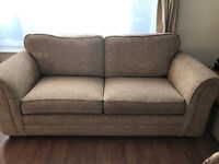 3 Seater & 2 Seater Sofa's (can deliver locally for a small charge)