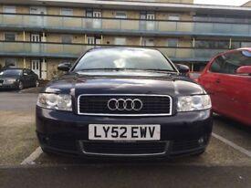 Audi A4 1.6 low mileage