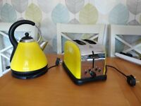 Toaster And kettle Combo