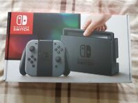 Nintendo switch 32gb ( brand new, never used )