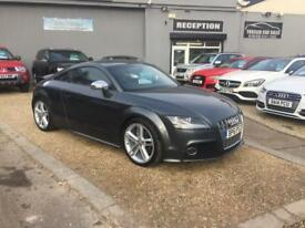 AUDI TT Coupe 2.0 TFSI BLACK EDITION 2d FULL FACTORY FITTED TTS KIT (grey) 2018