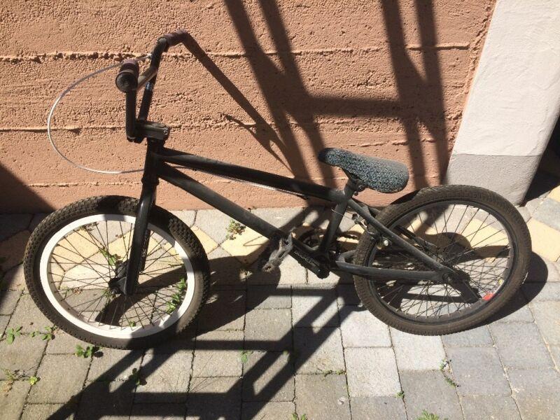bmx bike in gutem zustand in baden w rttemberg lahr schwarzwald herrenfahrrad gebraucht. Black Bedroom Furniture Sets. Home Design Ideas