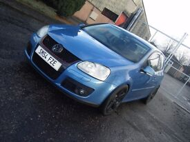 MK5 VW GOLF GT TDI HUGE SPEC R32 SEATS COILOVERS SAT NAV CRUISE CONTROL NO OFFERS