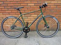 Cotic Roadrat Alfine 8 Hybrid Bike (Size Medium)