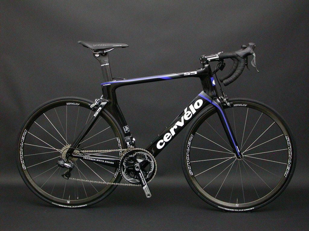 7f8ffd42745 Cervelo S5 VWD 56cm Road Bike Dura-Ace Di2 Reynolds Carbon Clinchers!  15.7lbs