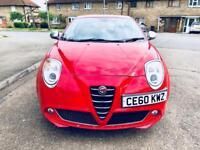 Alfa romeo mito 1.4 12month mot lady owner £4500
