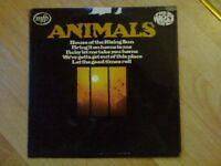ANIMALS The Most Of........... Original Vinyl