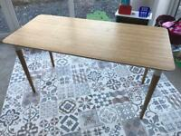 Dining table - hilver ikea
