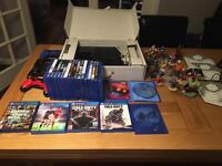 PS4 plus lots of equipment for sale item is now sold