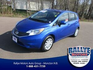 2014 Nissan Versa Note 1.6 SV! EXT Warranty! ONLY 39 KM! Trade-I