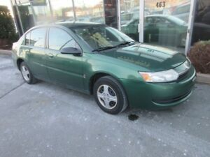 2004 Saturn Ion 1 5-SPEED WITH ONLY 140K