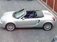 Mr2 roadster 2004 facelift