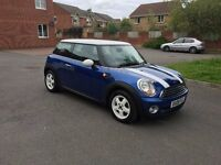 2008 MINI COOPER 1.6 3DR NEW MOT 84K MILES AC START/STOP FULL SERVICE HISTORY 48 MPG