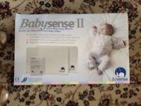 Baby sense 2 monitors