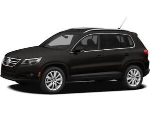 2011 Volkswagen Tiguan 2.0 TSI Comfortline