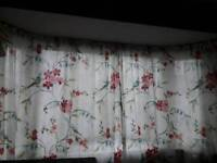 Pair of curtains to fit large window