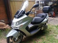 Kymco xiting 500cc 2006 scooter