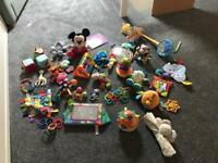 Baby/toddler toy bundle