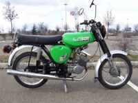 Sale Simson s51 old scooter