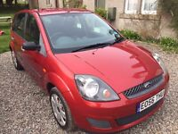 2006 Ford Fiesta Style 1.24 Petrol 5Dr !!!Serviced and new timing belt !!!
