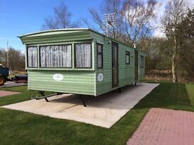 Cheap Static Caravan on Luxury Cumbrian Owners Only Holiday Park