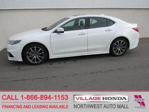 2015 Acura TLX Tech SH-AWD | No Accidents | One Owner