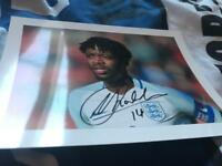 Signed chalobah photo