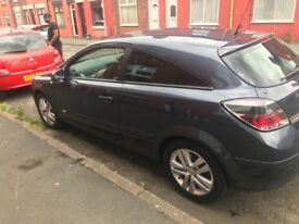 *vauxhall Astra 2008, low mileage, 11months MOT