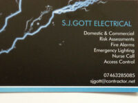 Domestic and Commercial Electrician - Part P Registered