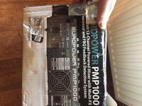 Behringer PMP1000 active mixer