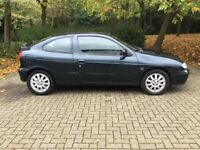 RENAULT MEGANE COUPE AUTOMATIC