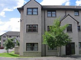 Dunfermline Town Centre. Large modern two bedroomed first floor flat.