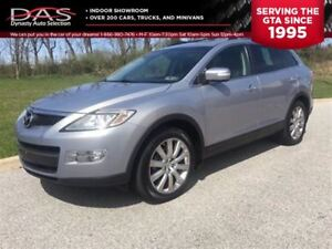 2008 Mazda CX-9 GT NAVIGATION/LEATHER/SUNROOF/7 PASS