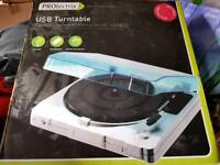 Usb turntable prolectrix