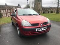 Renault Clio expression 16v 2004 1.2 petrol