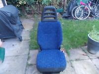 Iveco Daily van drivers seat 2005