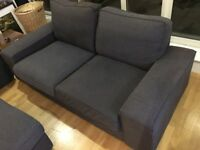 Ikea two-seater couch