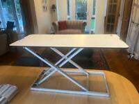 Yo-Yo desk converter - like new, light use, excellent condition