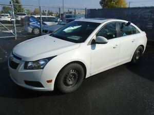 2012 Chevrolet Cruze LT TURBO A/C MAGS