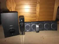 Creative Inspire GD580 Home Theatre Speaker System