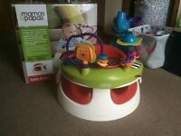 Mamas&Papas Baby Snug with Play Tray
