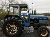 Leyland tractor £1900