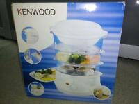 KENWOOD Food Steamer. BRAND NEW!