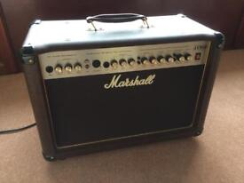 Marshall Acoustic Amplifier AS50R in great condition