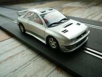 Scalextric Subaru Silver Ltd Edition