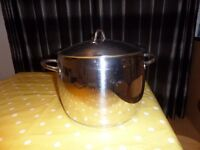 Judge 28cm Stainless Steel Stockpot