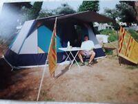 Cabanon elzas E814 frame tent