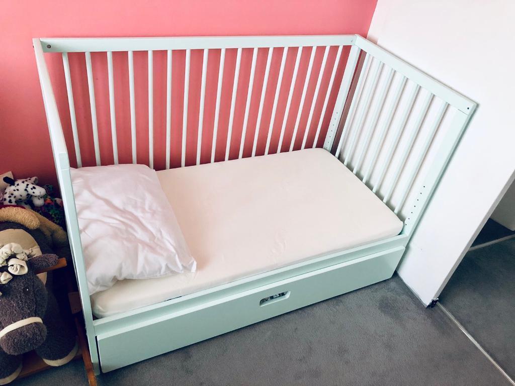 brand new eb105 305ca Mokee minimalist cot bed | in Cambridge, Cambridgeshire | Gumtree