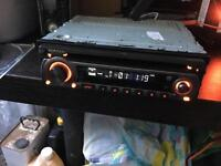Kenwood pop off CD player 45watt x 4 good working order